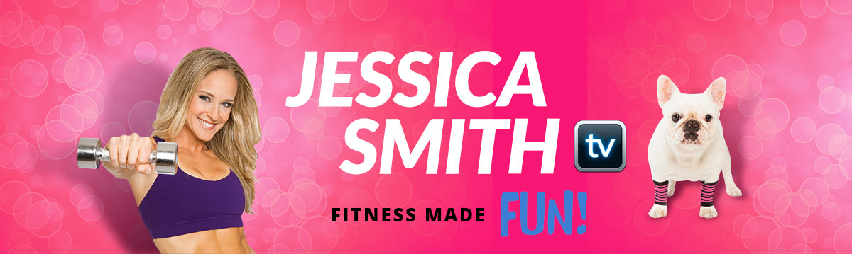 Jessica Smith TV — Jessica Smith TV Fitness Workout Videos