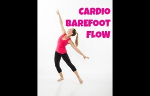 36-Minute Cardio Barefoot Flow