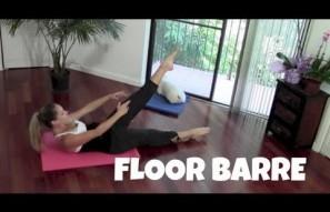 30-Minute Floor Barre