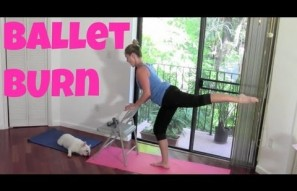 52-Minute Ballet Burn: Full Length Barre Workout