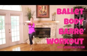 30-Minute Ballet Body: Barre Workout