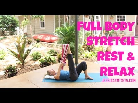 Stretching Workout Online