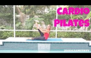 26-Minute Cardio Pilates