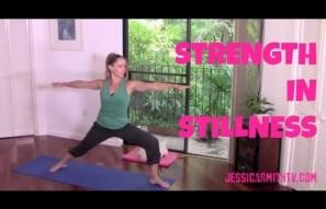 30-Minute Strength in Stillness