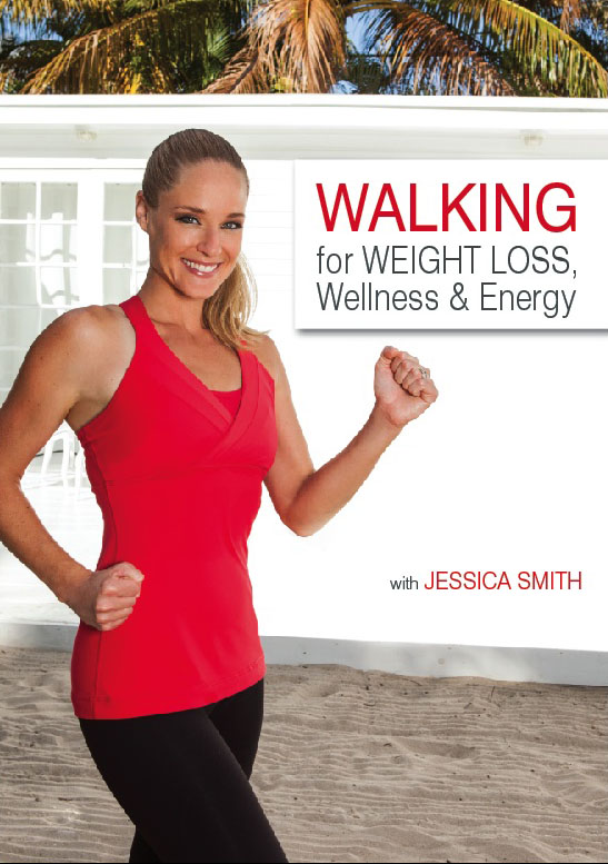 Walking for Weight Loss, Wellness And Energy DVD