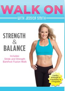 walking dvd, indoor walking exercise, indoor walking DVD, Jessica Smith walking DVD
