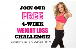 Join Our 4-Week Weight Loss Workout Challenge!