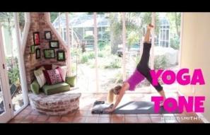 40-Minute Yoga Tone Workout