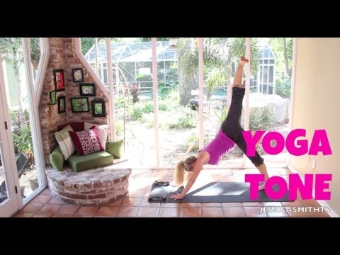 40 Minute Yoga Tone Workout