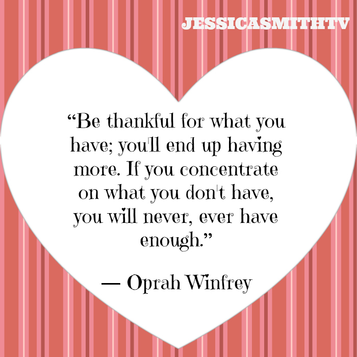 Gratitude Quotes, Inspirational Quotes, Motivational Quotes, Oprah Winfrey  Quotes. U201c