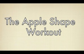 The Apple Shape Workout Plan