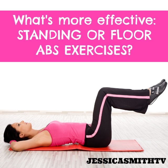 Floor Abs Exercises or Standing Abs Exercises Which is Better?