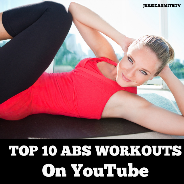 Top 10 Abs Workouts on YouTube