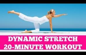20-Minute Dynamic Stretch
