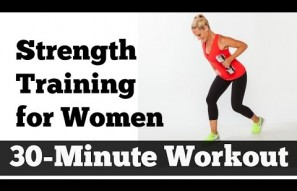30-Minute Strength Training for Women Home Workout