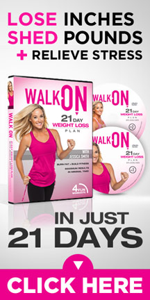 Jessica Smith Walk On 21 Day Weight Loss Plan