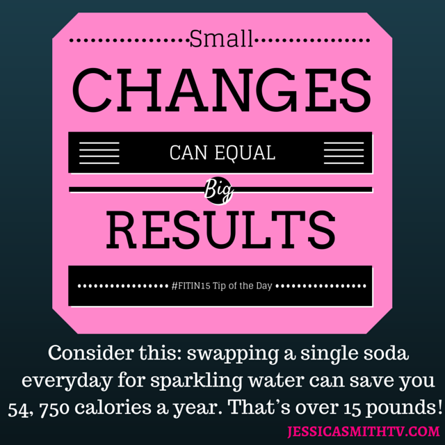 Small Changes can Equal Big Results