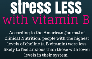 Stress Less with this Vitamin