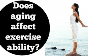 Aging and Exercise: Does your age affect your exercise capability?
