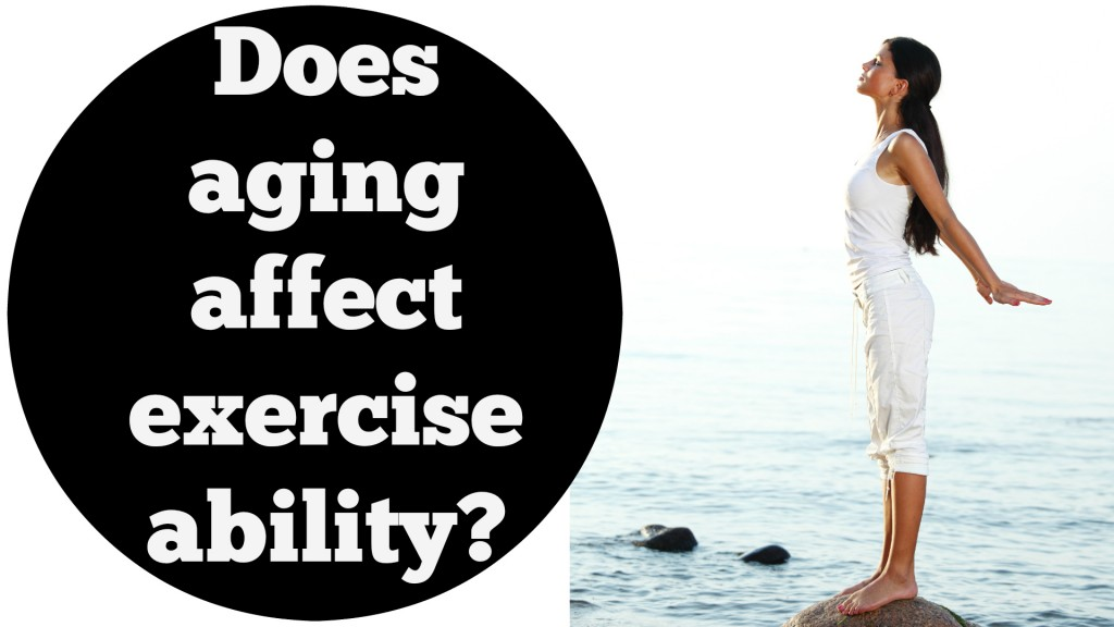 Does Aging Affect Exercise Capability?