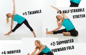 5 Hip Opening Yoga Poses That Are Easy on the Knees