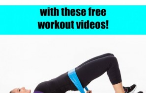 4 Workout Videos To Help You Build a Better Booty — Without Squats or Lunges!