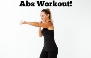 Blast Off Belly Fat With This 30-Minute Cardio Kickboxing Abs Workout