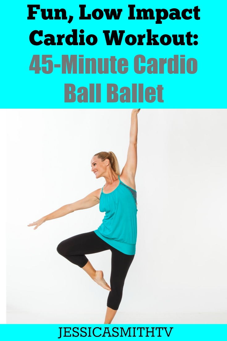 Full Exercise Workout at Home for Women Cardio Exercise No Jumping ...