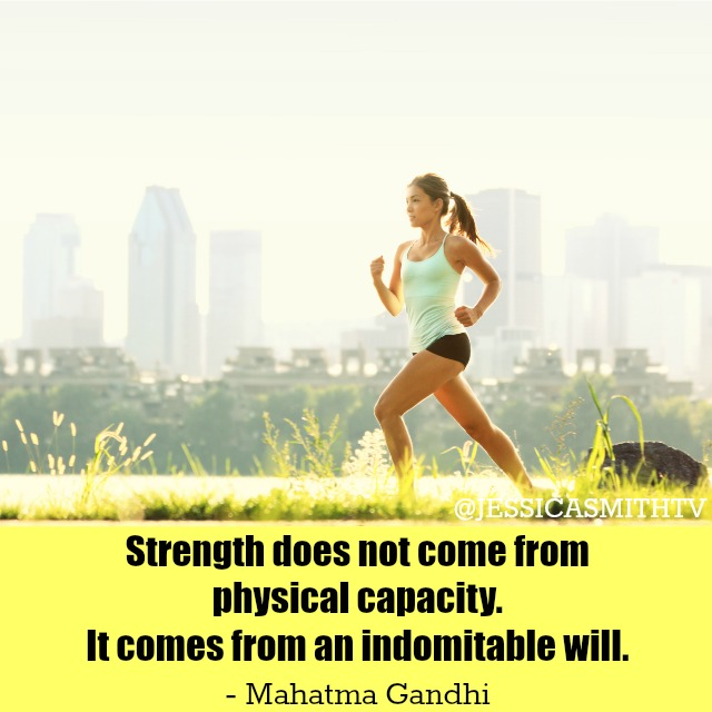 Fitness strength quotes