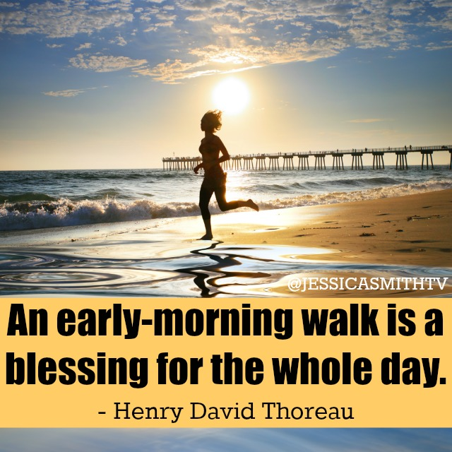 Inspirational Walking Quotes
