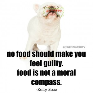 No food should make you feel guilty.