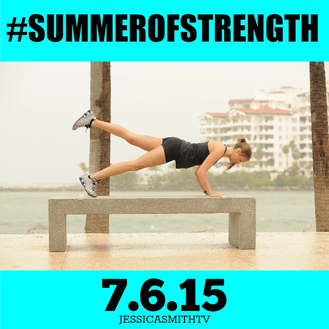Summer of Strength Challenge_JESSICASMITHTV