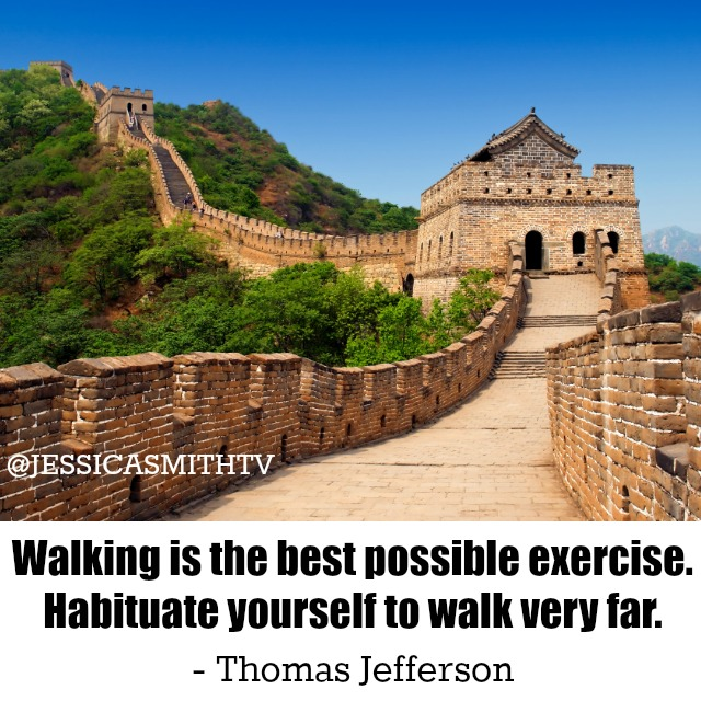 Walk far quotes