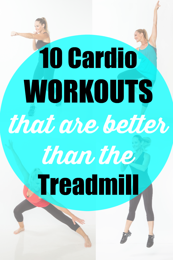 10 Cardio Workouts That Are better than the treadmill