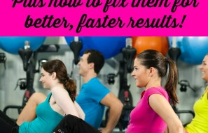 5 Common Exercise Mistakes Beginners Make