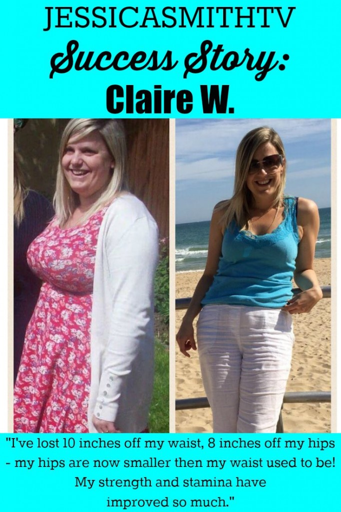Success Story Claire W.