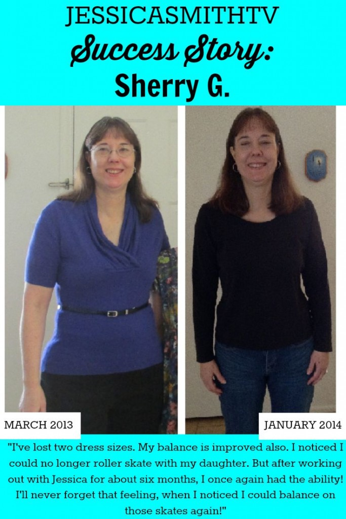 Success Story Sherry G.