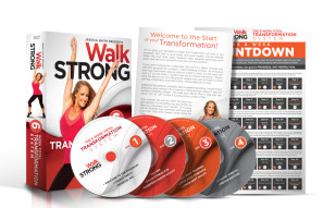 "Join Us For The ""Walk STRONG: 6 Week Total Transformation System!"""