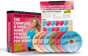 Walk STRONG 3: The Complete 8-Week Home Fitness Program for Women