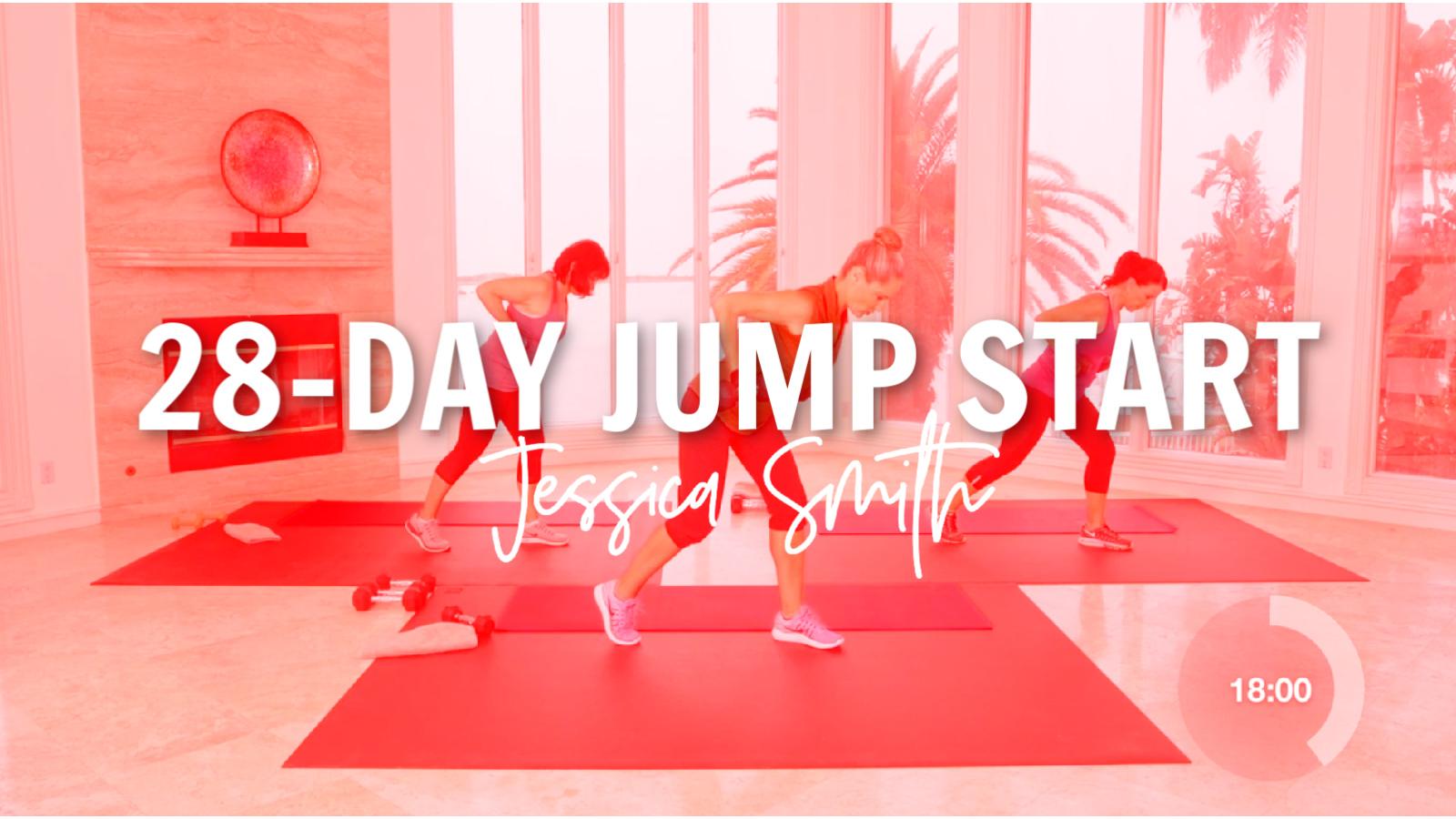 28-Day January Jump Start Challenge