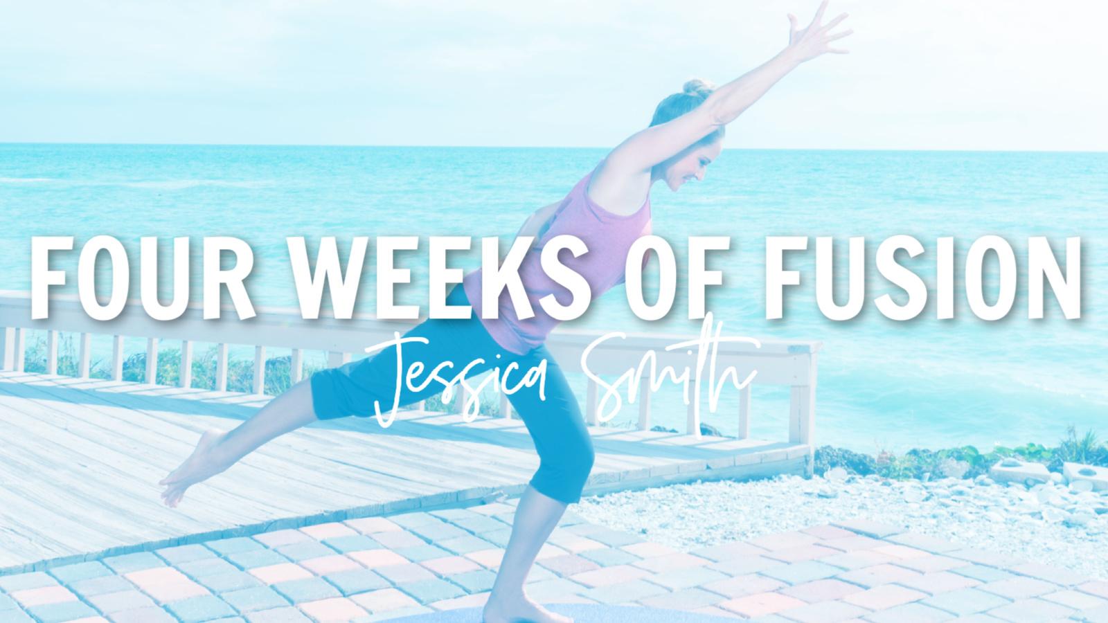 Four Weeks of Fusion [4 Week, 6-Days-A-Week Plan]