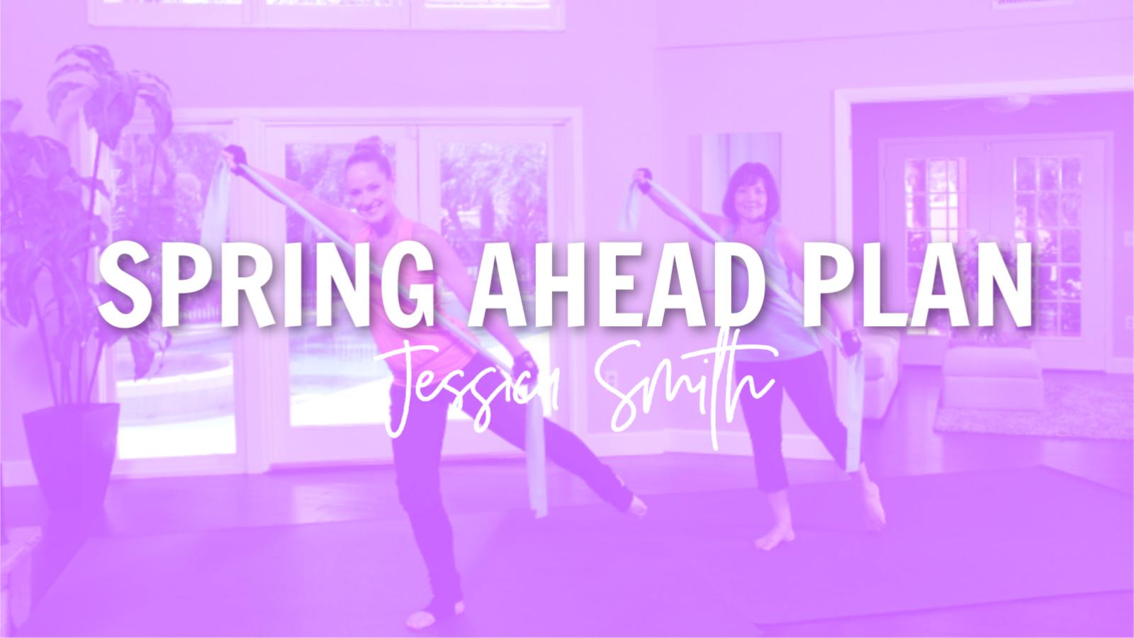 Spring Ahead Plan [6 Week Intensity Rotation]
