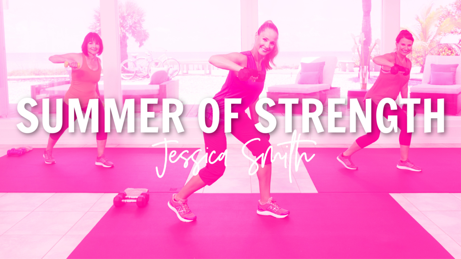 Summer of Strength [5 Week, 5-Days-A-Week Strength Focused Workout Plan]