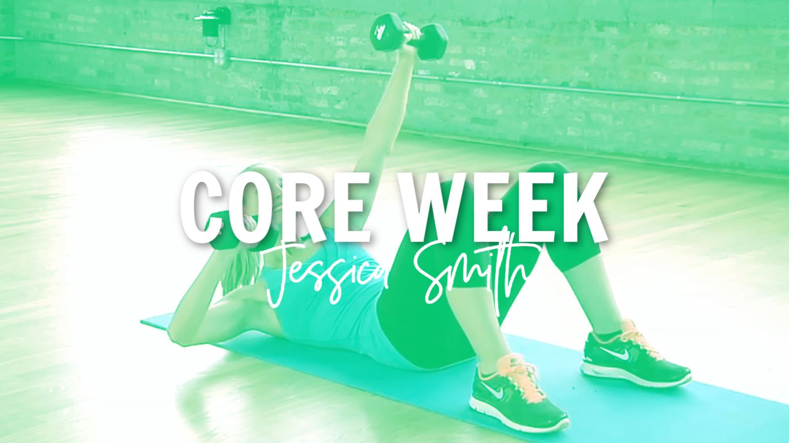 CORE Week [7-Day Core Focused Plan]